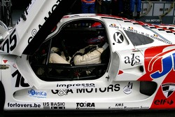 #105 G&A Racing Mosler MT900R