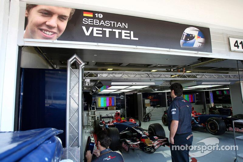 Le retour de Vettel