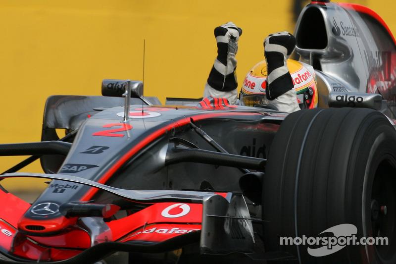 3- Gran Premio de Hungría 2007, McLaren