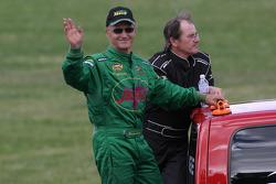 Drivers introduction: Morgan Shepherd and Trevor Boys