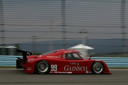 #99 Gainsco Bob Stallings Racing Pontiac Riley: Jon Fogarty, Alex Gurney