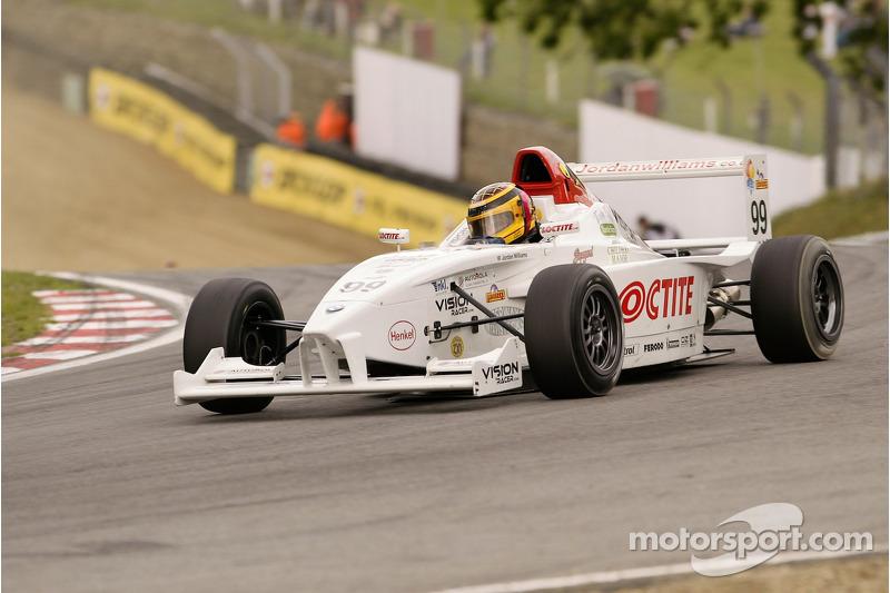 #99 Jordan WIlliams (GB) Team Loctite Formula BMW FB2
