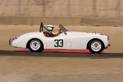 James Alder, Reno, 1952 Jaguar XK-120