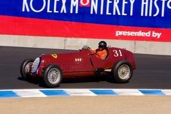 Peter Giddings, 1935 Alfa-Romeo 8C-35