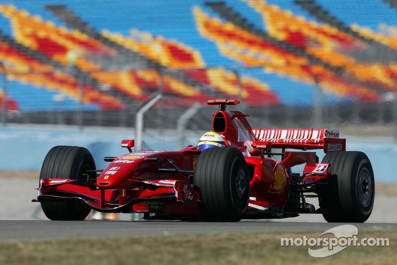 #5 : Felipe Massa, Ferrari F2007