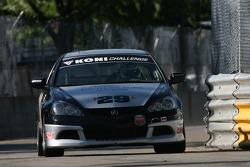 Bill Fenton Motorsports Acura RSX – S : Bill Fenton, Bob Beede