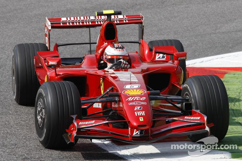 #6: Кімі Райкконен, Scuderia Ferrari, F2007