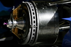 Honda Racing F1 Team brake system