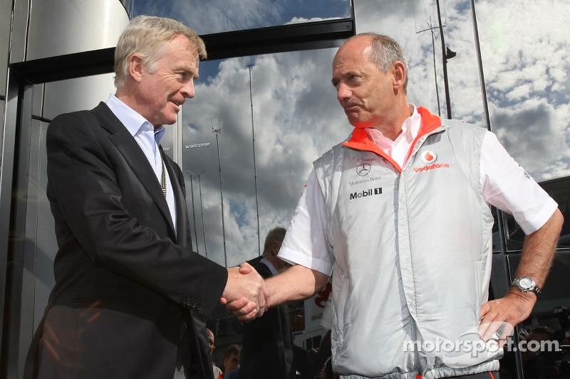 100 millones de dólares de multa y descalificados del campeonato de constructores