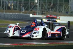#10 Arena International Motorsport Zytek 07S - Zytek: Tom Chilton, Max Chilton
