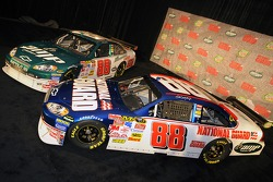 Dale Earnhardt Jr.'s No. 88 AMP Energy/National Guard Chevrolets unveiled at Texas Motor Speedway; Earnhardt Jr. will pilot the cars for Hendrick Motorsports in 2008