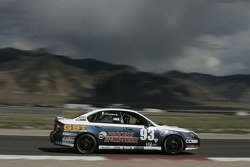 #93 GOTO Racing Subaru Legacy: Brian Lock, Chris Lock