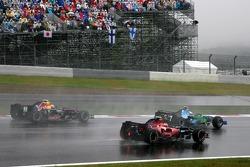 Себастьян Феттель, Scuderia Toro Rosso, Дженсон Баттон, Honda Racing F1 Team, Марк Уэббер, Red Bull Racing