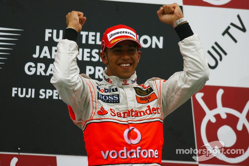 4. Гран При Японии 2007