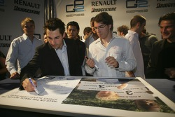 Timo Glock 2007 GP2 Series Champion