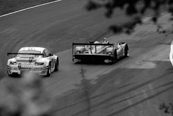 #12 Autocon Motorsports Creation CA06H Judd: Michael Lewis, Chris McMurry, Bryan Willman, #54 Team Trans Sport Racing Porsche 911 GT3 RSR: Tim Pappas, Terry Borcheller, Marc Basseng
