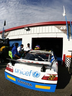 The unicef Toyota