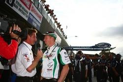 Mark Winterbottom, Steven Richards takes pole for the Bathurst 1000