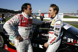 Christian Abt and Mathias Lauda