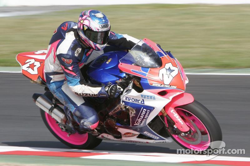 23-Cedric Tangre-Suzuki GSX R 1000 K7-Team Yohann Moto Sport