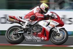 77-Barry Burell-Honda CBR 1000-MS Racing