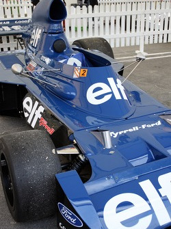 Tyrrell 006, Jackie Stewart