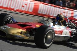Lotus 49, Graham Hill