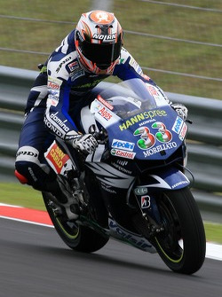 Marco Melandri, Honda Gresini