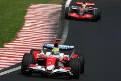 Ralf Schumacher, Toyota Racing, Lewis Hamilton, McLaren Mercedes