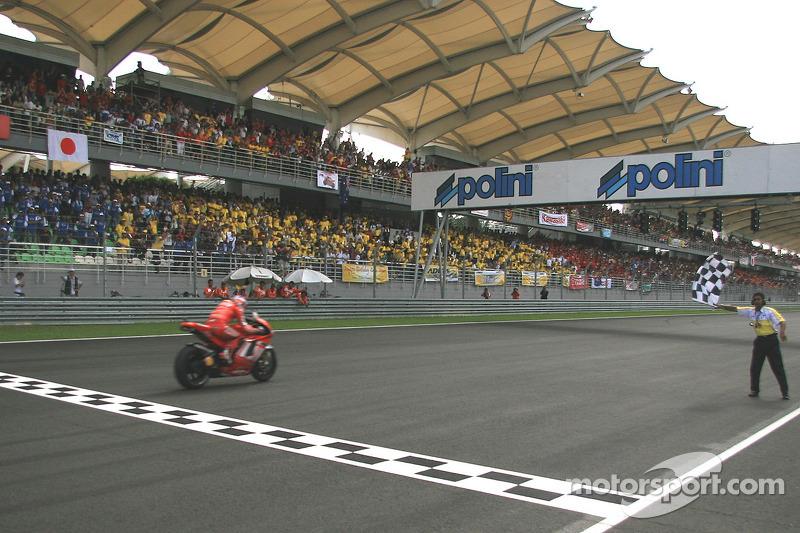 2007 : Casey Stoner (Ducati Marlboro Team)