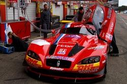 Belgian made GT3: Gillet Vertigo