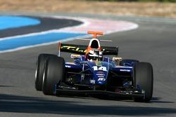 Markus Niemela, Racing Engineering
