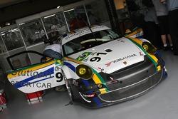 #91 Dener Jorge Pires Porsche 997 GT3 RSR