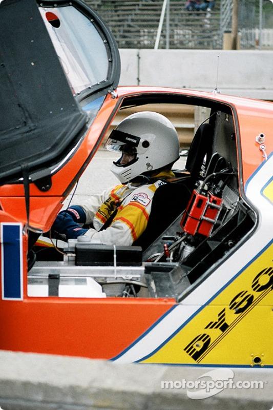 #16 Dyson Racing Porsche 962: Price Cobb