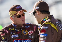 Ricky Rudd and David Gilliland