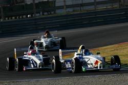 Pedro Bianchini, Mücke Motorsport and Jazeman Jaafar, AM-Holzer Rennsport GmbH