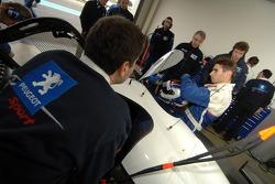 Peugeot December test