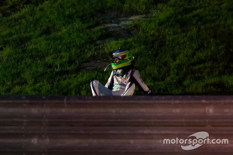 Mike Conway, Toyota Racing, kazadan sonra
