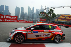 George Chou, Seat Leon, Roadstar Racing Team