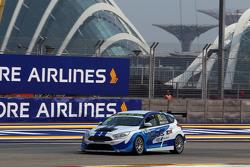 Kenneth Ma, Ford Focus ST, FRD Ford HK Racing Team