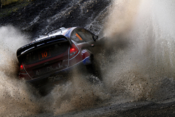 Евгений Новиков и Дени Жиродэ, Ford Fiesta RS WRC