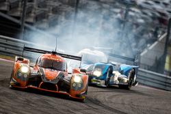 Ligier JS P2 команды G-Drive Racing: Густаво Якаман
