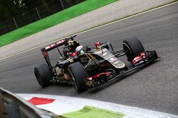 Romain Grosjean, Lotus F1, E23