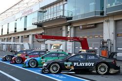 Audi RS 5 DTM von Audi Sport Team Abt Sportsline