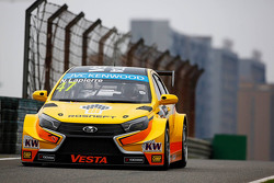 Nicolas Lapierre, Lada Vesta WTCC, Lada Sport Rosneft