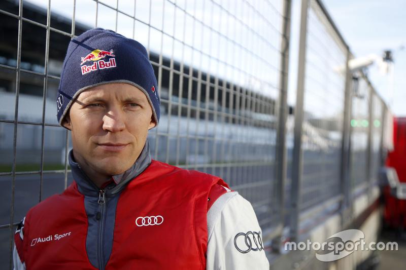 #5: Mattias Ekström (Audi)