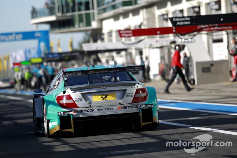 Daniel Juncadella, Mücke Motorsport, DTM Mercedes AMG C-Coupé