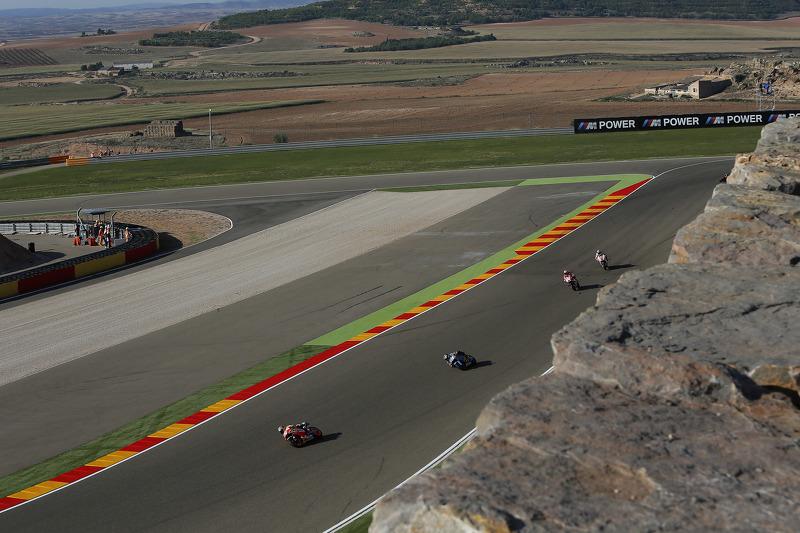 #8: Motorland Aragon (Espanha) - 171,400 km/h