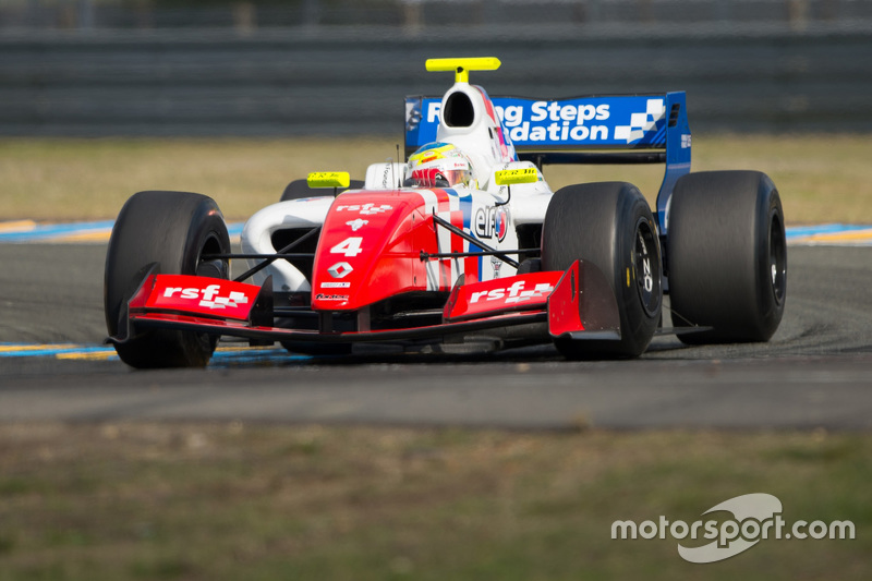 Олівер Роуланд , Fortec Motorsports