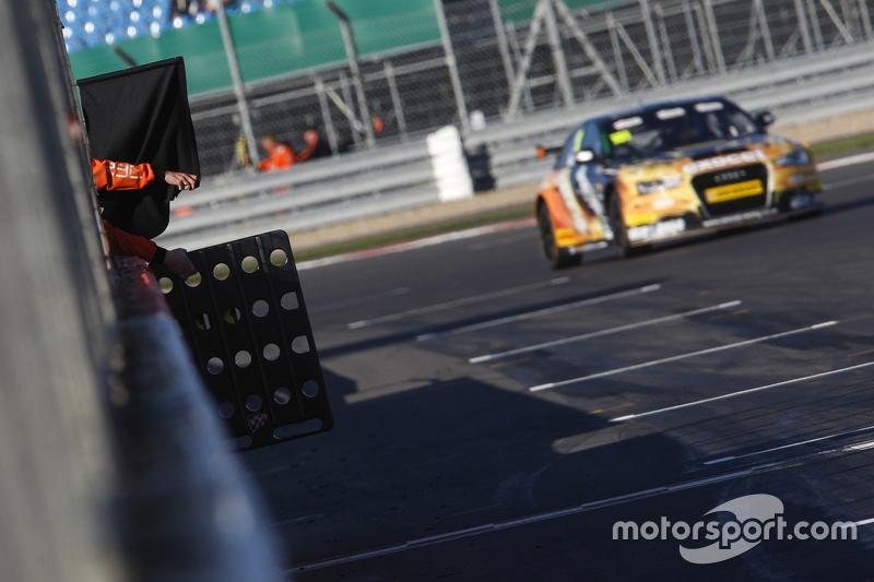 Rob Austin, Exocet AlcoSense, Audi A5